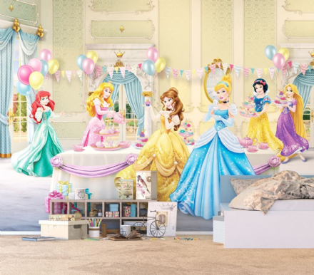 Disney Princess Premium wall mural